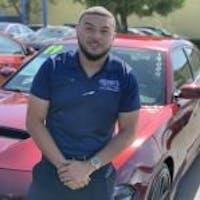 Kendar Guerrero at Michael's Auto Sales Corporation