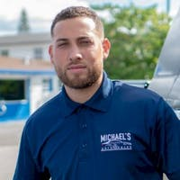 Yasniel Garcia at Michael's Auto Sales Corporation