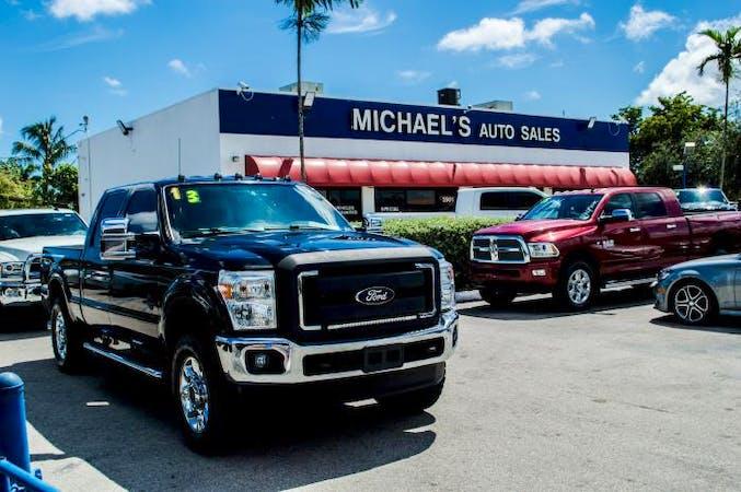 Michael's Auto Sales Corporation, West Park, FL, 33023
