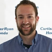 Dan Maillet  at Curtiss Ryan Honda
