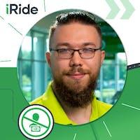 Mavrick Robbins at iRide Used Cars
