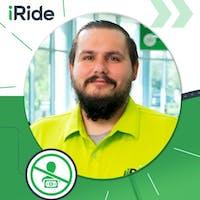 Tim Gardner at iRide Used Cars