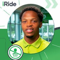Terence Walthour at iRide Used Cars