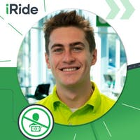 Ryan  Theimer at iRide Used Cars