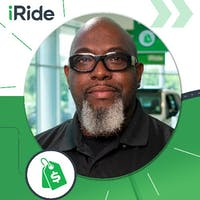 Clem Collins at iRide Used Cars
