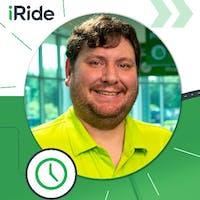 Matthew Gellman at iRide Used Cars