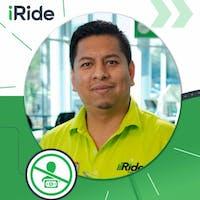 Rudy Gil at iRide Used Cars