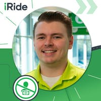 Ben  Freedman  at iRide Used Cars