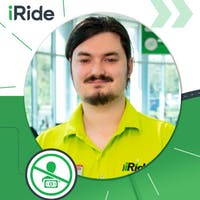Scotty Smith at iRide Used Cars