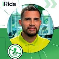 Joshua Ruiz at iRide Used Cars