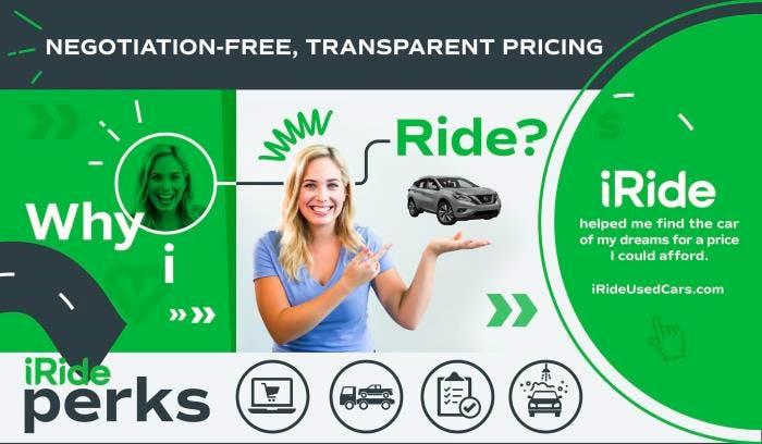 iRide Used Cars, Sanford, FL, 32771