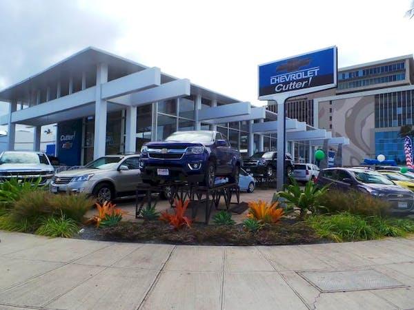 Cutter Chevrolet, Honolulu, HI, 96813