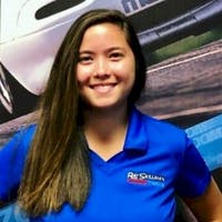 Jordan Rice at Ray Skillman Northeast Mazda