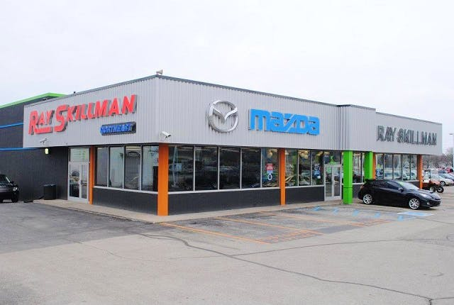 Ray Skillman Northeast Mazda, Indianapolis, IN, 46219