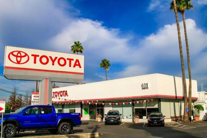 Toyota 101, Redwood City, CA, 94063