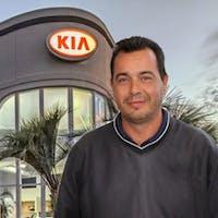 Rich Rizzo at Myrtle Beach KIA