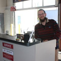 Jeremy Smith at Myrtle Beach KIA - Service Center