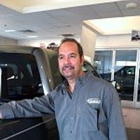 Martin Suarez at Coleman Buick GMC