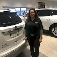 Claudia Giuffre at Coleman Buick GMC