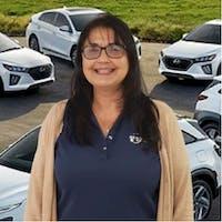 Rossana Cervantes at Kendall Hyundai