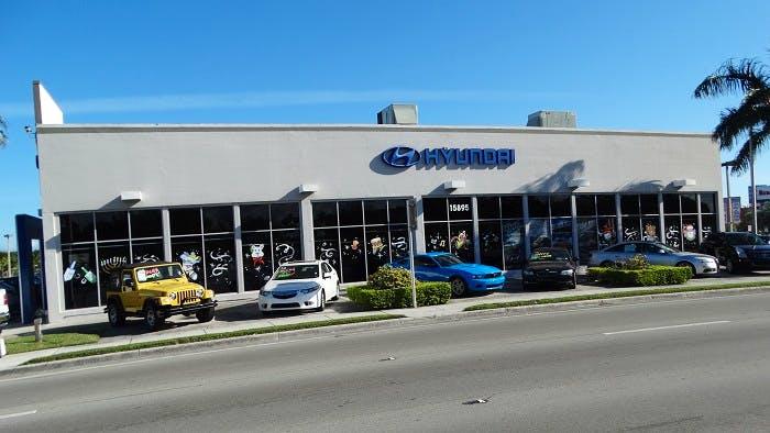 Kendall Hyundai, Miami, FL, 33157