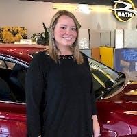 Kayla Baxter at Rath Auto Resources