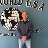 Kolin Sanders at Auto World USA Inc