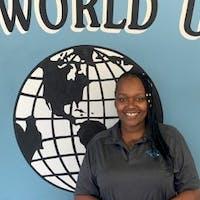 Charmayne Lawrence at Auto World USA Inc