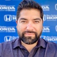 Ricardo Rendon at New Century Honda