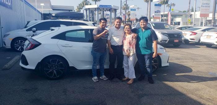 New Century Honda, Glendale, CA, 91204