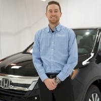 AJ Lezotte at Germain Honda of Beavercreek