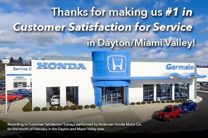 Germain Honda Service >> Germain Honda Of Beavercreek Service Center Honda Used