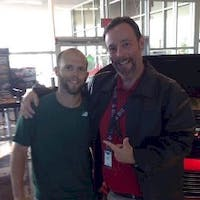 Brett Gouvia at Chapman Ford Scottsdale