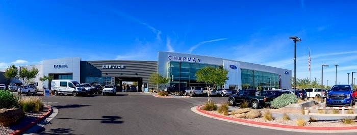 Chapman Ford, Scottsdale, AZ, 85251