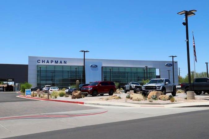 Chapman Ford Scottsdale, Scottsdale, AZ, 85251