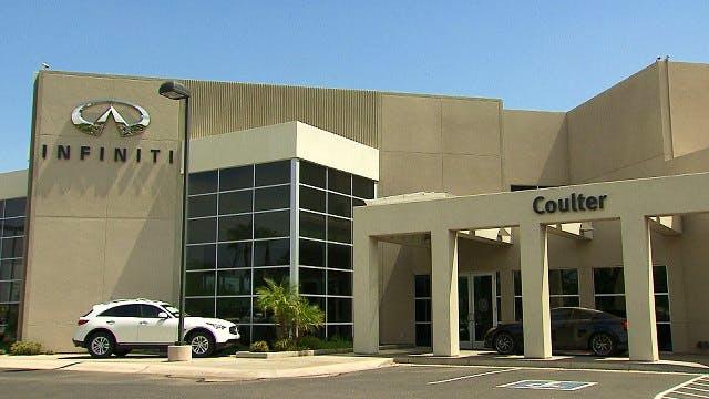 Coulter INFINITI, Mesa, AZ, 85206