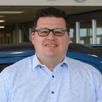 Chad  Barabonoff at Capital GMC Buick Cadillac