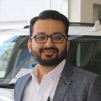Robin Sanghvi at Capital GMC Buick Cadillac