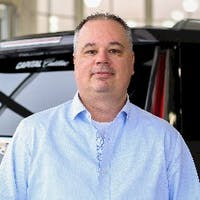 Shaun Barabonoff at Capital GMC Buick Cadillac