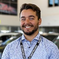 Austin Czernick at Capital GMC Buick Cadillac