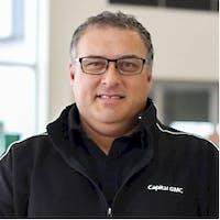 John Charanduk at Capital GMC Buick Cadillac
