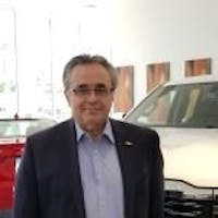 Markos Kouretsos at Bay Ridge Chevrolet