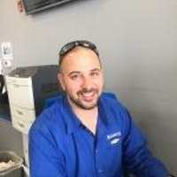 Aaron Grassel at Martin Chevrolet - Service Center