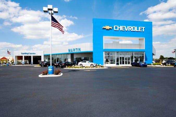 Martin Chevrolet, Crystal Lake, IL, 60014