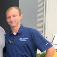 Josh  Brown  at Ford Lincoln of Cookeville