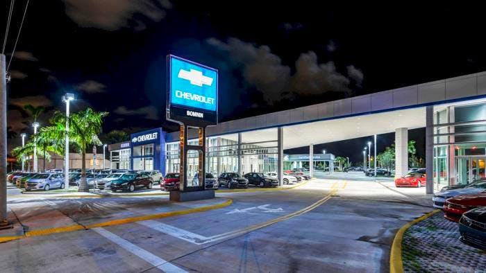 Bomnin Chevrolet Dadeland, Miami, FL, 33143