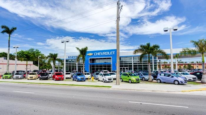 Bomnin Chevrolet Dadeland >> Bomnin Chevrolet Dadeland Chevrolet Used Car Dealer