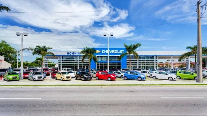 Bomnin Chevrolet Kendall >> Bomnin Chevrolet Dadeland Chevrolet Used Car Dealer