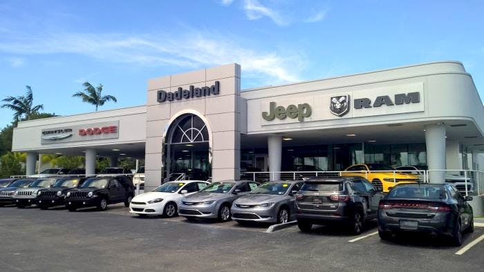Dadeland Dodge Chrysler Jeep RAM, Miami, FL, 33157
