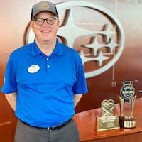 Tom Watkins at Subaru of Las Vegas